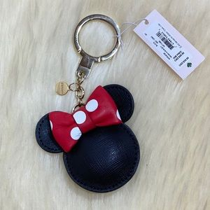 Kate Spade New York Limited Minnie Mouse Key Chain